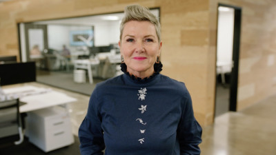 Careers Adventurous Thinkers Videos Helen Russell Cover
